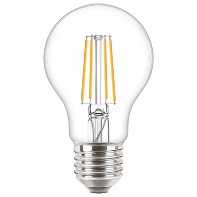 Lumiware bulb 40W E27 835 A60 CL D 1CT/6