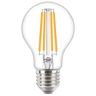 Lumiware bulb 75W E27 835 A60 CL D 1CT/6